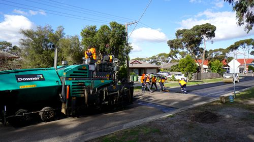Close the Loop general manager Nerida Mortlock says the road mix can be scaled extensively. (Supplied)