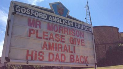 Fr Bower takes Immigration Minister Scott Morrison to task.