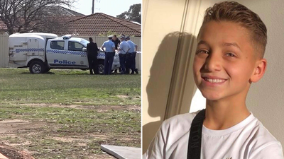 Boy critical after schoolyard game 'popular and happy'