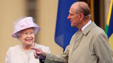 Prince Philip and Queen Elizabeth final weeks together