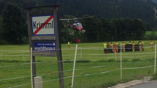 Five people died in the climbing accident in Austria. (AP)