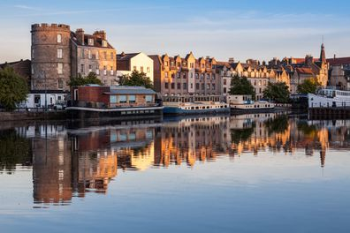 Time Out chose Leither, Edinburgh as one of the  coolest cities in the world