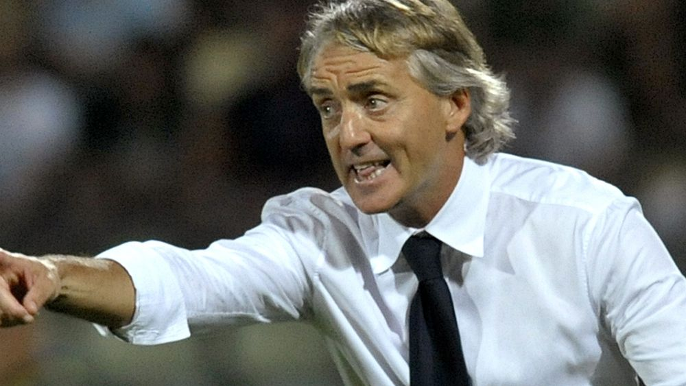 Football: Roberto Mancini in frame for Socceroos head coach role