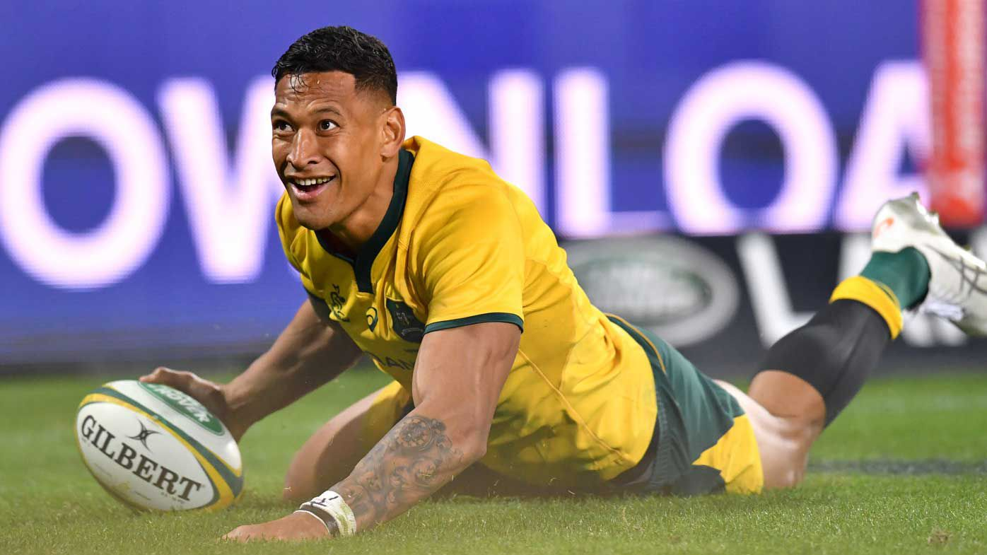 Israel Folau Catalans unveiling reportedly cancelled after backlash to controversial star