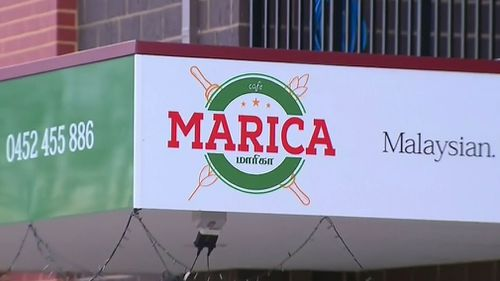 Marica was found with meat not for human consumption in its kitchen.