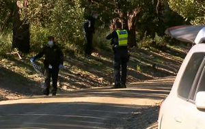 Woman's body found on rural Victorian property