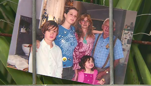 The mother-of-three was found dead in her Murray Bridge home. (9NEWS)