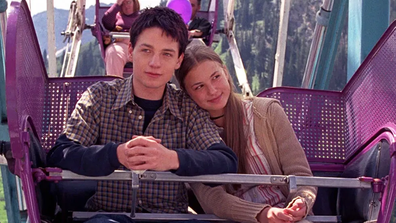Emily VanCamp (right) stars in the series.