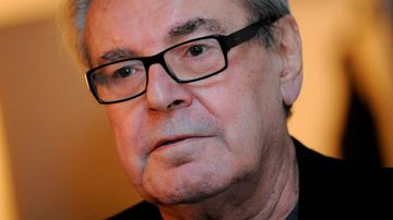 Czech-US film director Milos Forman. (AP)