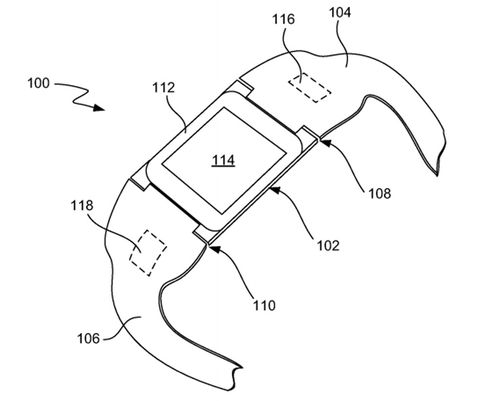 Apple granted patents for 'iTime' smartwatch