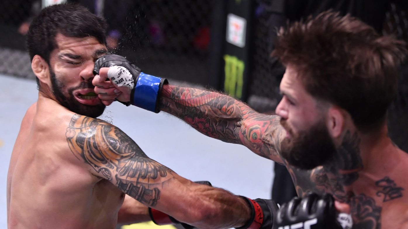 'Good Lord': Cody Garbrandt's 'KO of the Year' against Rafael Assuncao at UFC 250 stuns