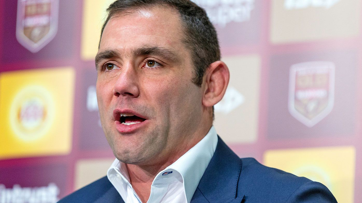 NRL fans react to Cameron Smith announcing retirement from representative footy