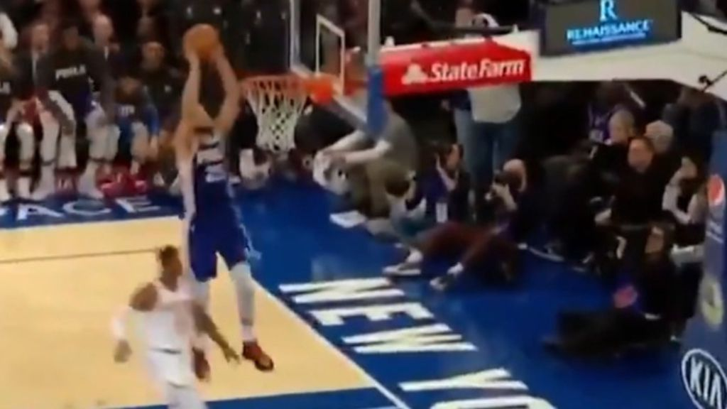 NBA news: Ben Simmons comes up big in the clutch to seal win for Philadelphia 76ers over Knicks