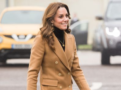 Duchess of Cambridge's 24-hour tour of the country to launch '5 big questions on the under 5s'.