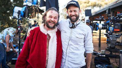 Daniel Henshall Christiaan Van Vuuren A Sunburnt Christmas