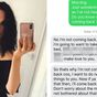 Woman horrified by X-rated text from builder: 'Want to do naughty things'