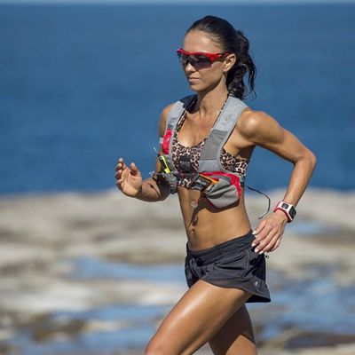 """<a href=""""https://www.instagram.com/veronikalarisova/?hl=en""""><strong>Veronika Larisova</strong></a><strong> - exercise physiologist and endurance runner</strong>"""