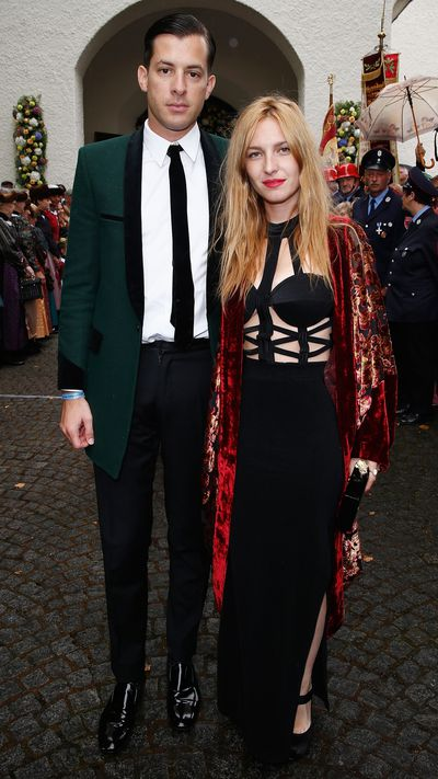 <p><strong>The new romantics<br /></strong><strong>Mark Ronson and&nbsp;Joséphine de La Baume</strong></p>