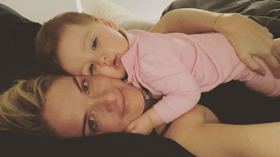 Erin says being a working mum makes their time together more precious.