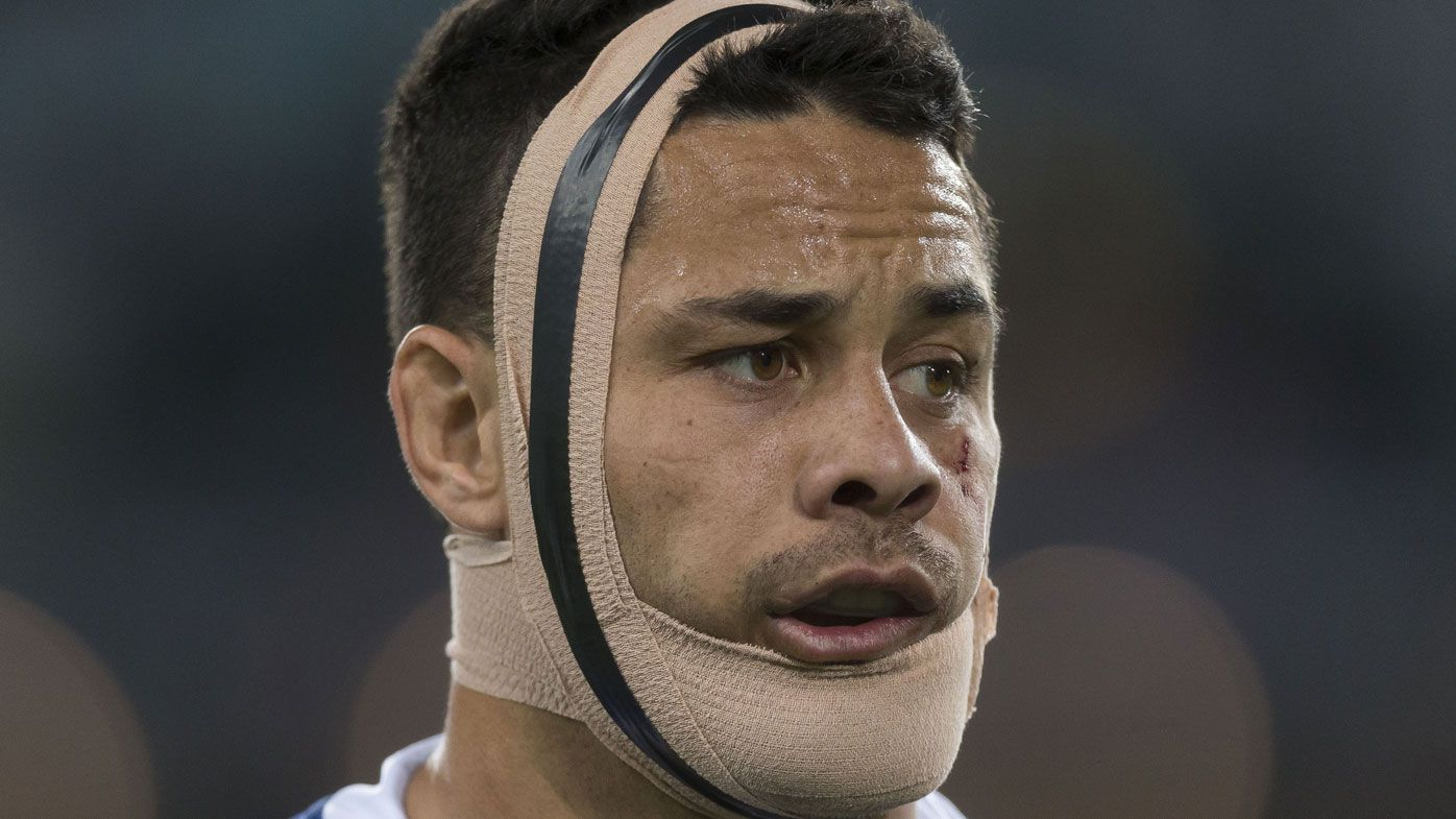 Parramatta Eels represent star player Jarryd Hayne's best hope of playing on