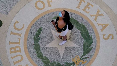 Texas has banned any local jurisdiction from enforcing mask warrants, despite the increase in coronavirus cases.