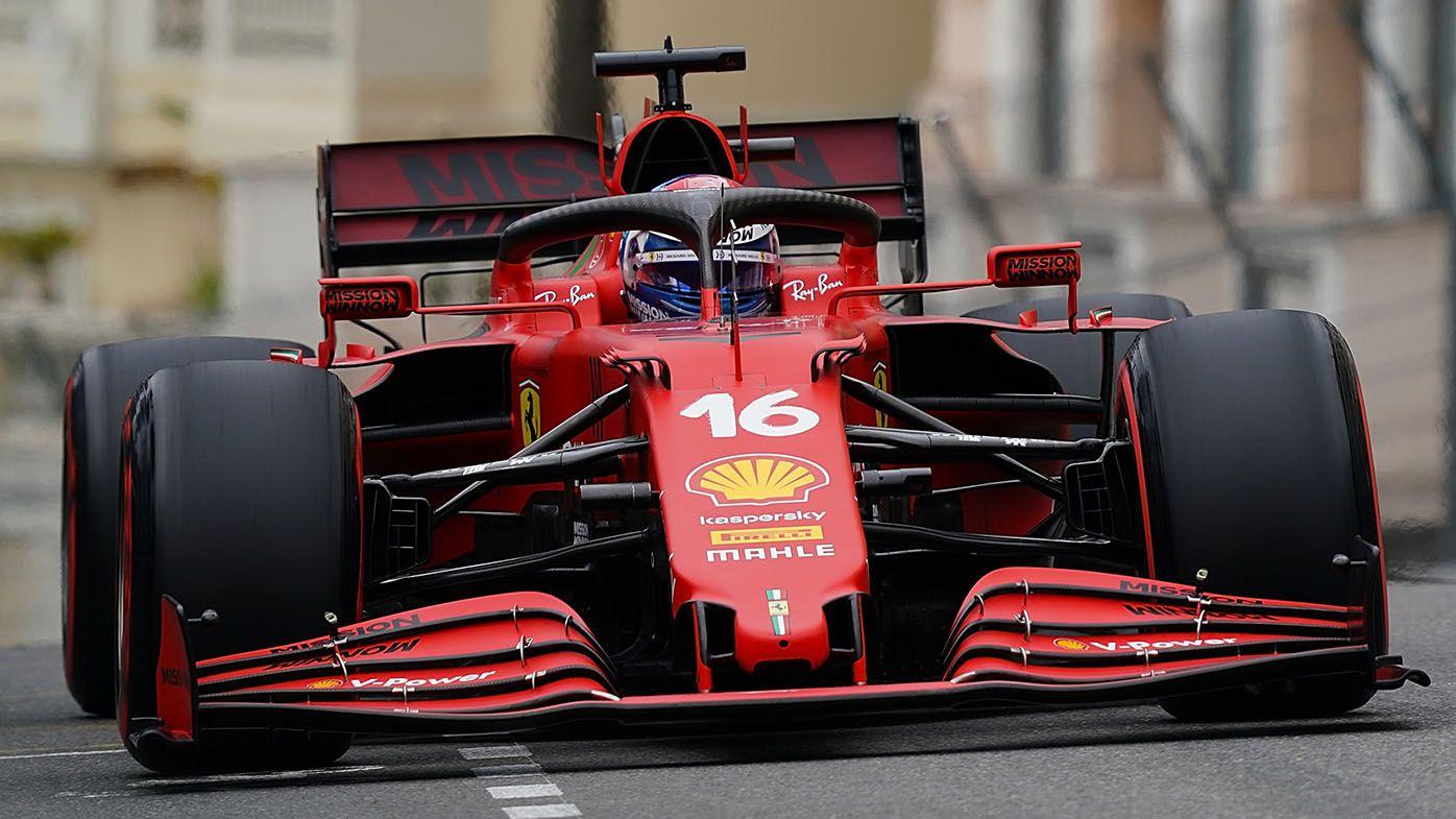 Ferrari star Charles Leclerc says Australia's Oscar Piastri deserves an F1 drive in 2022