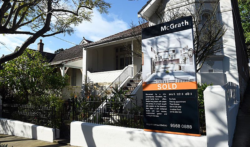 Couples in Sydney spent an average of 8.4 years raising the $214,600 required for a deposit on a median-priced house.