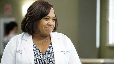 Chandra Wilson in Grey's Anatomy.