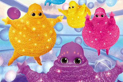The Teletubbies had nothing on their infinitely more creepy cousins, the Boohbahs: basically fat hairy dollops who float and jitter around in space, their large black eyes swivelling unceasingly in their skulls. If H.P. Lovecraft had created a children's television series, it would be <i>Boohbah</i>.