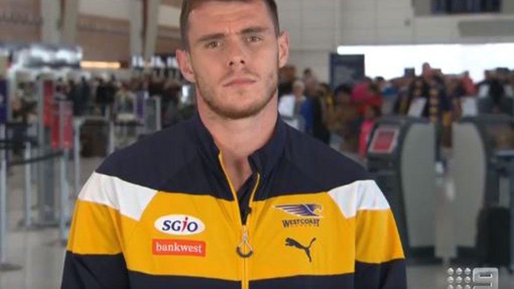 AFL finals 2017: West Coast Eagles match-winner Luke Shuey describes his match-winning kick against Port Adelaide