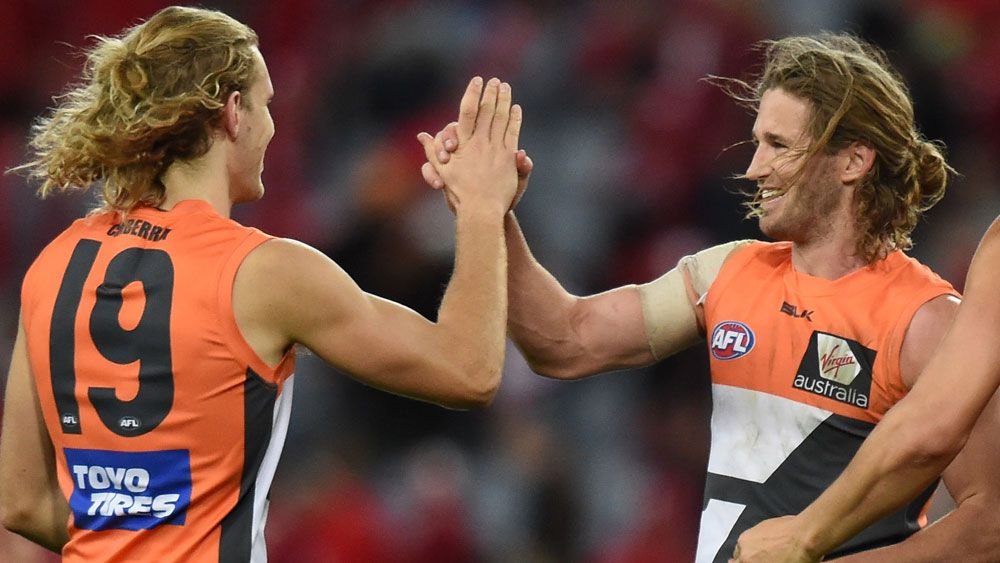'Dogs have fierce AFL rivalry with Giants