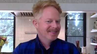 Jesse Tyler Ferguson's 'slippery' food fail for his cookbook