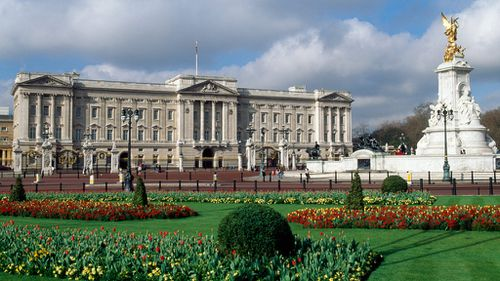 Man arrested after climbing Buckingham Palace fence