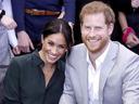 Meghan Markle and Prince Harry birthday