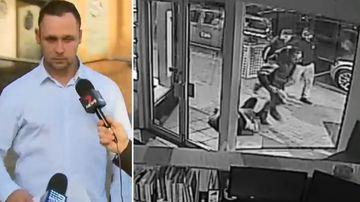 Ryan Wells one-punch attacker Melbourne