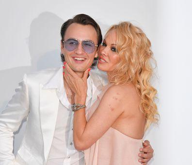 Brandon Lee, Pamela Anderson