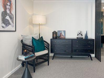 El'ise and Matt's renovation: Inside their romantic master bedroom
