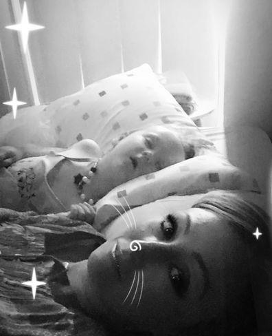 Davina Smith on her daughter's sleep diagnosis