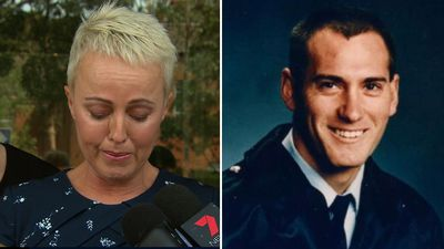 Suicide cop's widow 'greatly let down' by inquest findings