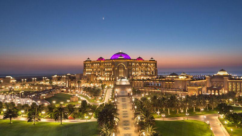Image Emirates Palace Abu Dhabi