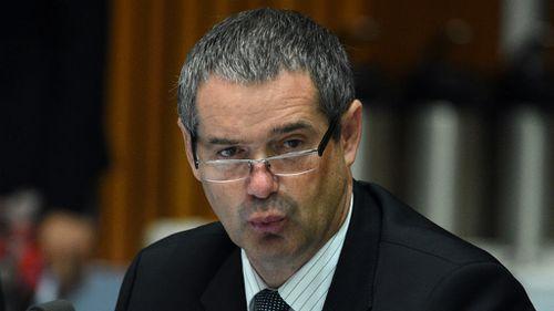 Labor Senator Stephen Conroy. (AAP)