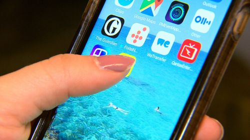 Parents should be aware of what apps their children are using.