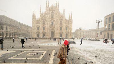 <b>Number 3 - Milan, Italy</b>