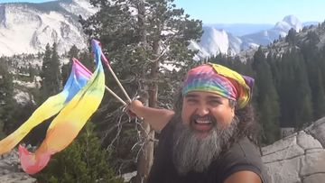'Double Rainbow Guy' aka Paul 'Bear' Vasquez has died