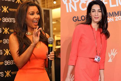 <br/><br/>Orange is the new black? We think so...