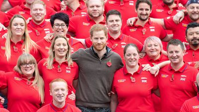 Prince Harry's Invictus Games cancelled