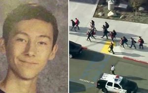 California school shooting: Gunman suspect's chilling Instagram post