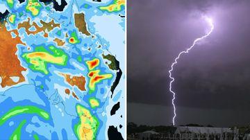 Rain, thunderstorms to drench Australia this week