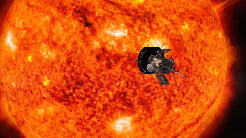 A last-minute technical problem yesterday has delayed NASA's unprecedented flight to the sun.