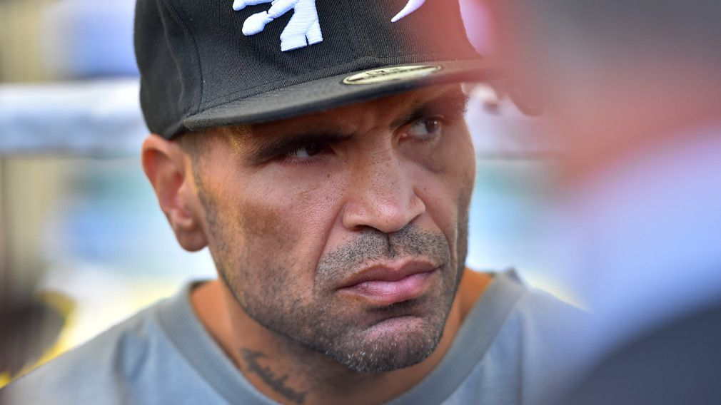 Mundine is a prominent Muslim and outspoken critic of gays. (AAP)